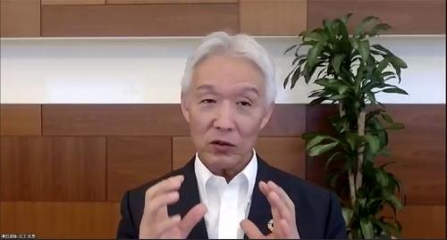 ESGは「様々な角度から見ていくことが大事」と語った花王の澤田道隆社長