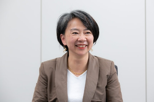 エール取締役の篠田真貴子氏(写真:的野弘路)