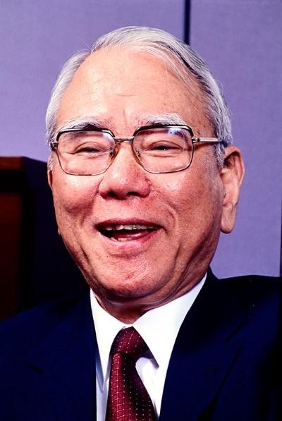 小倉昌男氏(2001年1月撮影、写真:清水盟貴)