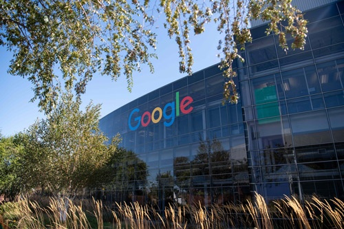 米国のシリコンバレーに本社を構える米グーグル(写真:ZUMA Press/アフロ)