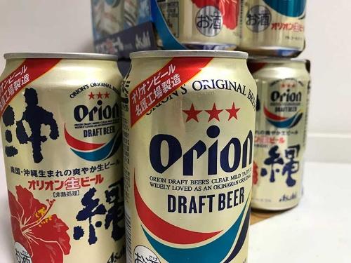 アサヒの販路で沖縄県外にも流通させている