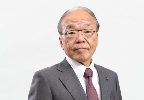 東芝機械の飯村幸生会長兼CEOが取材に応じた