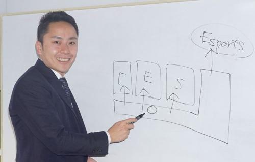 フェンシング「第4の種目」の創設を目指す太田氏