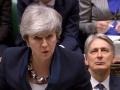 大失敗したメイ首相の脅迫戦法、英議会がEU離脱案否決