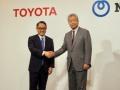 トヨタとNTTが資本提携、見据える「6G」時代の街づくり