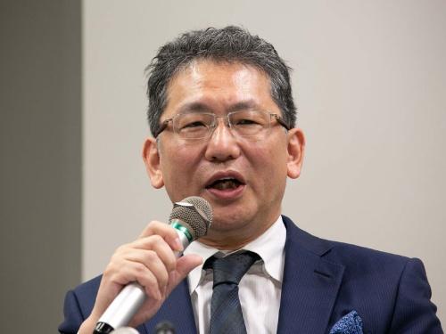 自らを含む8人を取締役に選任するよう求めた瀬戸氏(写真:的野 弘路)