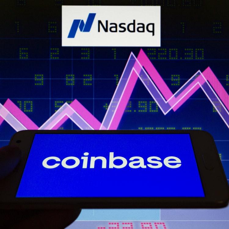 米仮想通貨交換所「コインベース」上場、時価総額8兆円の意味