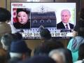"""初のプーチン&金正恩会談、""""奇妙な""""ウィンウィン関係"""