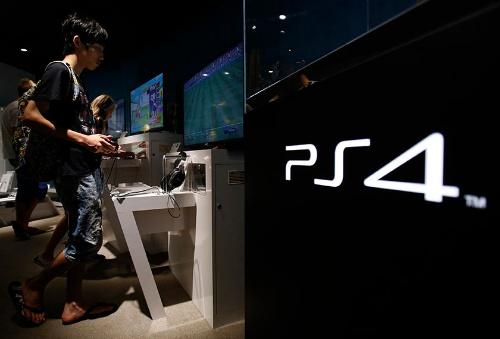 PS4は発売から5年。次期モデルへの関心が高まる(写真:ロイター/アフロ)