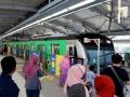 オールジャパンの地下鉄にインドネシアで試乗