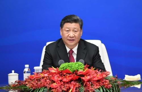 中国政府は米中貿易交渉を通じて構造改革を進めてきた(写真:Sipa USA/amanaimages)