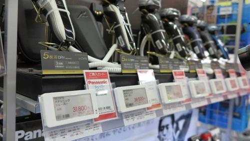 2019年2月に開業した町田店。約10万点の商品すべてに電子棚札を導入した