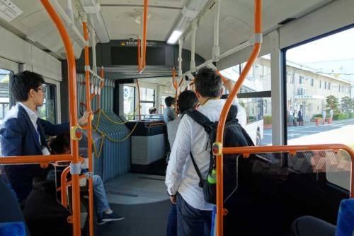 連節バスの運転には特別な訓練や免許は不要