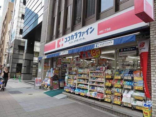 スギホールディングスとマツモトキヨシ、ココカラファインはどちらを選ぶのか(東京都港区の店舗)