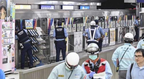 6月1日、横浜市の新交通システム「シーサイドライン」で自動運転の車両が逆走した(写真:共同通信)