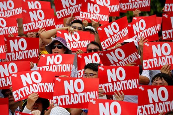 香港 の デモ の 理由