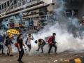 香港デモは「最後の戦い」、2014年雨傘革命との違い