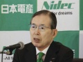 日本電産・永守会長、突然の社名変更示唆は第2の創業宣言か