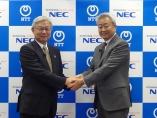NTT、NECに出資 電電ファミリー結束の裏に通信の新潮流