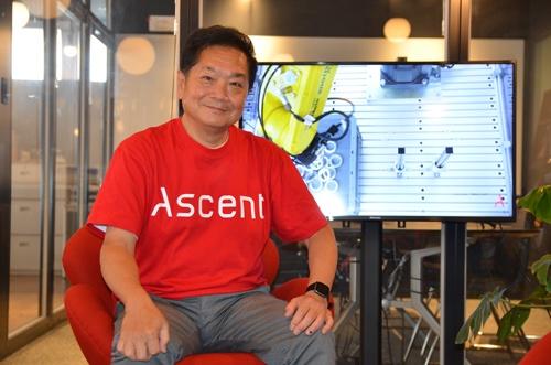 アセントロボティクスの久夛良木健CEO