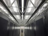 NTTコムが最新データセンター公開、海外より「新宿から30分」に勝算