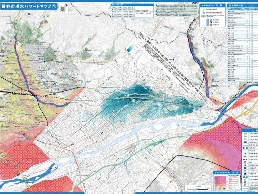 台風19号、浸水エリアとハザードマップを重ねて見えた2つの事実