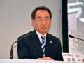 パナ津賀社長、中計の「図式変えた」力説も見えぬ成長戦略