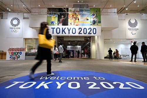 組織委員会はすでに8万人のボランティアを集め、研修も実施している(写真:松尾/アフロスポーツ)