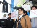 ウーバーイーツの報酬引き下げに配達員が抗議、日本法人は団交を拒否