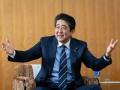 [後編]安倍首相、単独インタビュー「憲法改正、幅広い合意に期待」