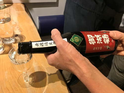 2019年に新生「御湖鶴」が初めて出荷された。