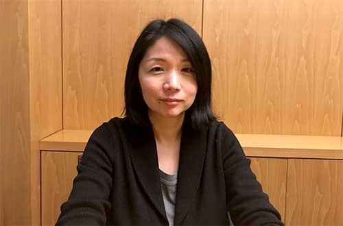 横浜市立大学准教授の小野陽子氏。米スタンフォード大学を中心にデータサイエンスに関わる産学の女性が主体のイベント「Women in Data Science(WiDS)」のアンバサダーを務める