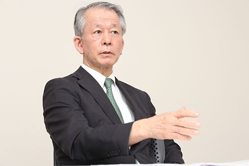 大戸屋HDの三森教雄社外取締役。実質的な創業者である故三森久実氏の実兄