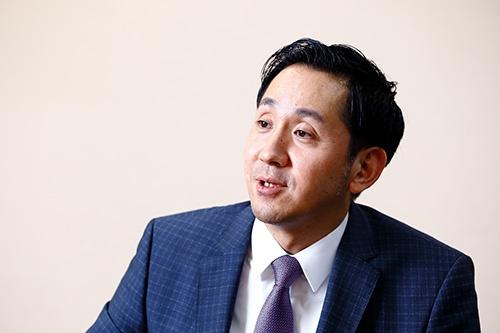 谷田千里社長は現状の働き方改革に疑問を持っていたという(写真:竹井 俊晴)