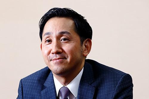 谷田社長は「優秀な人に残ってもらうための制度」と話す(写真:竹井俊晴)