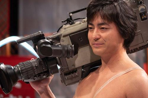『全裸監督』の 主演の俳優には山田孝之を起用した(写真提供:Netflix)