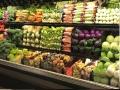 米国のスーパーの野菜売り場はアートだった!