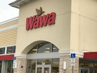 フロリダの地元記者が推薦したコンビニエンスストアWawa(写真はフロリダ州オーランドの店舗)
