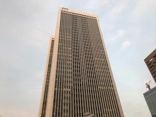 日本のIT効率を支援してきた(写真はワークスアプリケーションズの本社が入る都内のビル)