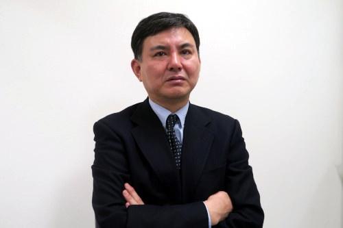 日経ビジネスの取材に応じた英機関投資家マラソン・アセット・マネジメントの髙野雅永・東京事務所日本調査担当