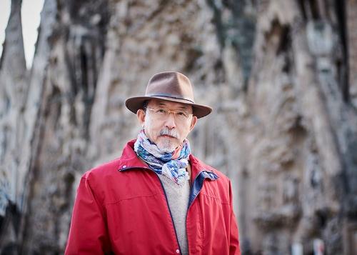 サグラダ・ファミリアを40年、彫り続けている外尾悦郎氏(写真:永川 智子)