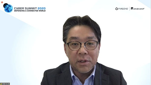 東京海上ホールディングス IT企画部部長 兼 リスク管理グループリーダー 阿部 仁氏