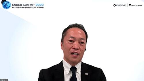 東芝 サイバーセキュリティセンター ゼネラルマネジャー 天野 隆氏