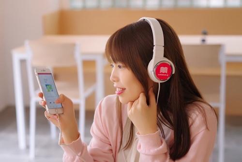 オトバンクは本を音声で聴けるサービス「audiobook.jp」を手掛ける