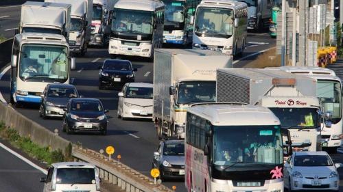 東京五輪を成功に導くには、高速道路の渋滞対策が不可欠だ。(写真:つのだよしお/アフロ