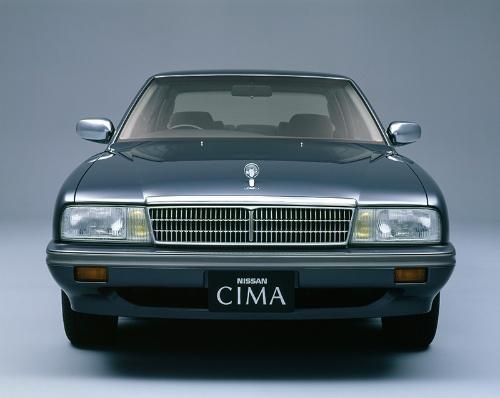 バブル経済真っただ中の1988年に発売された「シーマ」