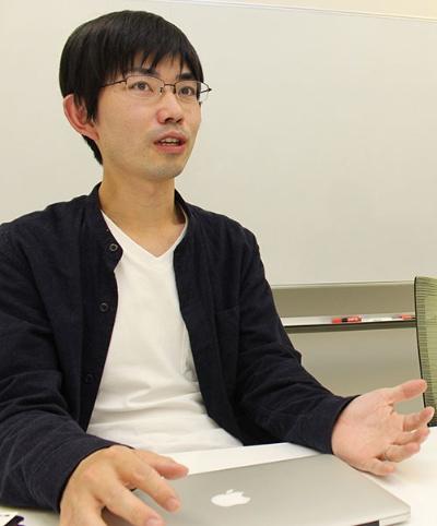 中山社長は「将来的には社員が自分で定めた目標に伴う給与を決めて、達成度に応じて受け取れるようにしたい」と話す