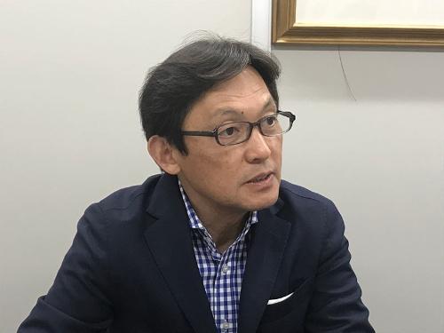 ウエルインベストメント・瀧口匡代表取締役社長