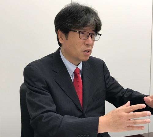 光産業創成大学院大学特任教授の宇佐美健一氏