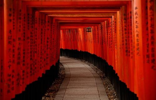 伏見稲荷への参拝を恒例行事とする企業もあるという(写真:ロイター/アフロ)